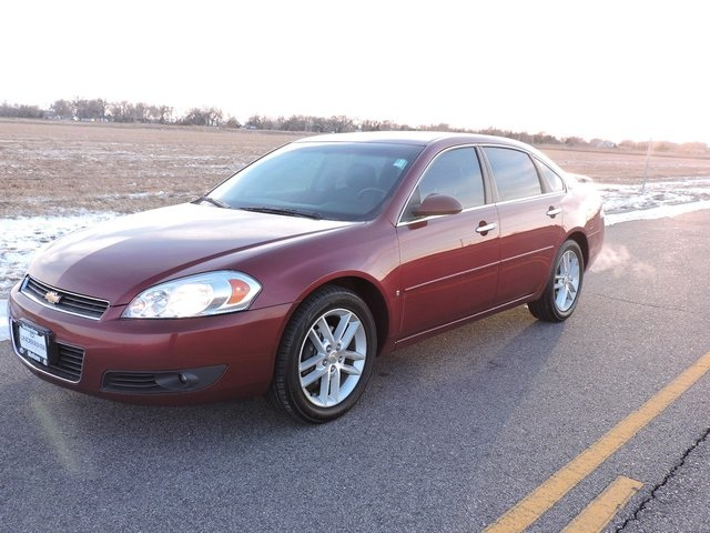 Pre Owned 2008 Chevrolet Impala Ltz 4d Sedan In Billings