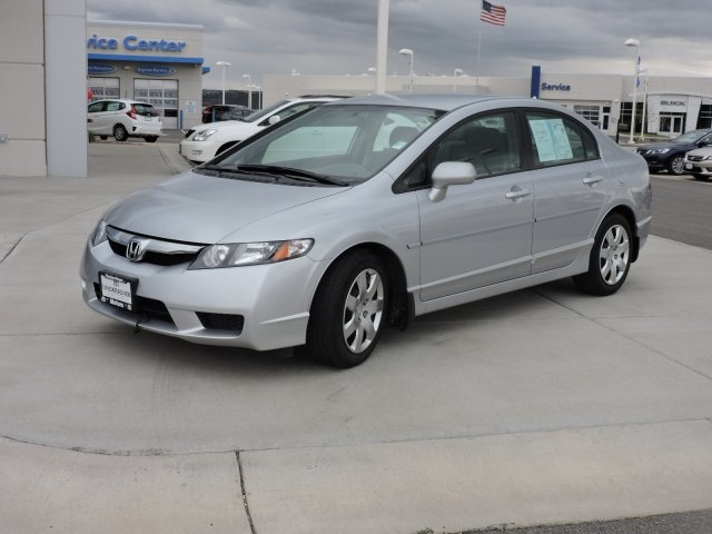 Pre Owned 2009 Honda Civic Lx 4d Sedan In Billings
