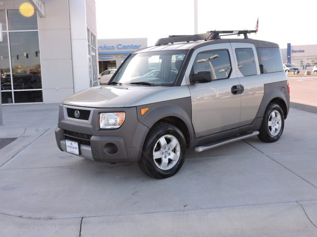 Pre Owned 2004 Honda Element Ex 4d Sport Utility In