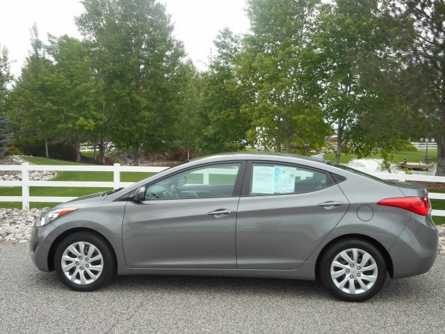Pre Owned 2013 Hyundai Elantra 4d Sedan In Billings